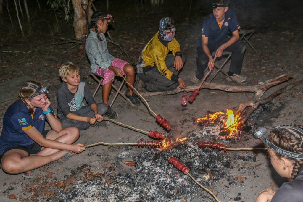 Junior Bushcraft Survival skills