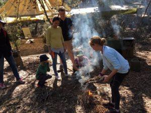 Junior basic survival skills
