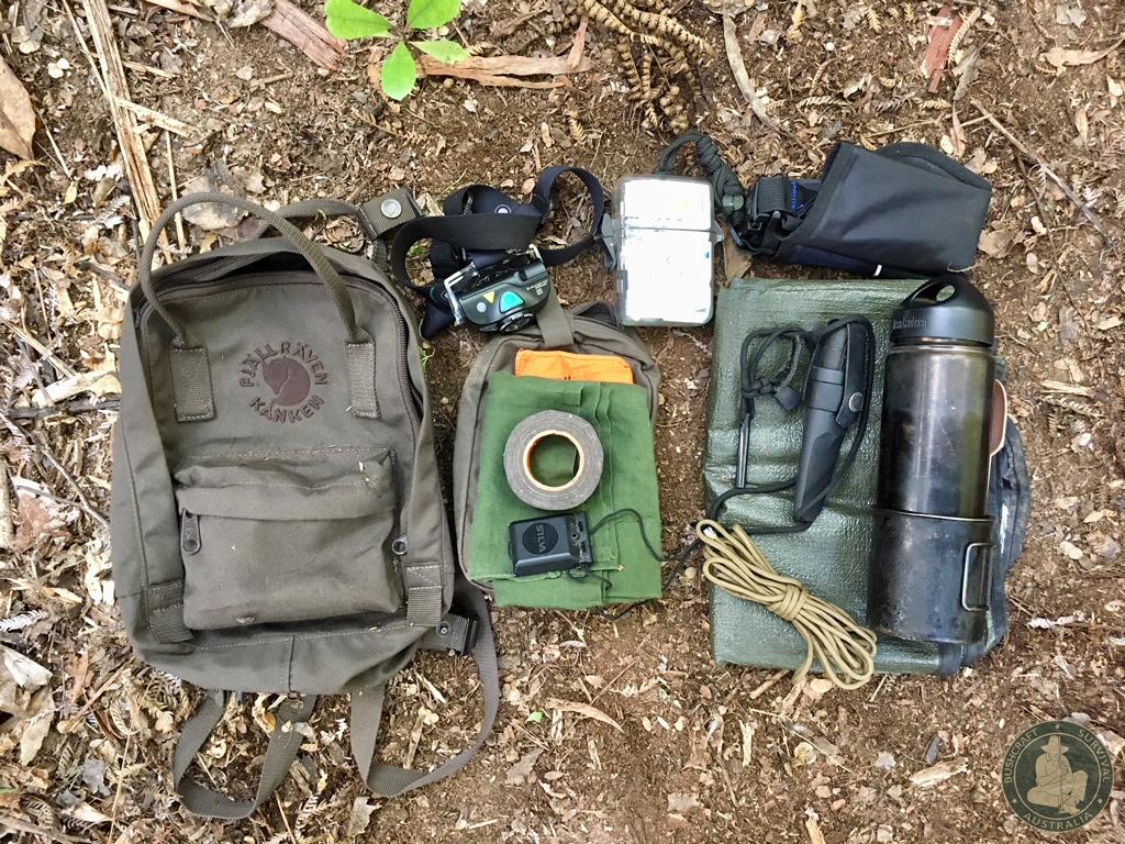 Bushcraft Survival Australia - 12-piece-kit