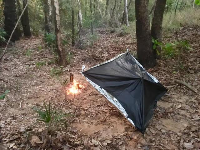 Bushcraft Survival Australia - Survival Shelter